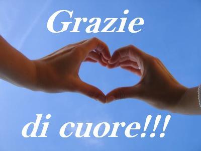 Grazie di cuore!! A mercoledì prossimo, Teatro Traiano di Civitavecchia (già pressochè esaurito)