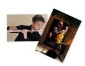 """""""Entr'acte!"""", un omaggio al flauto e alla chitarra, due artisti di fama internazionale, un unico concerto a Grosseto, stasera, Sala Friuli, ore 21:00"""