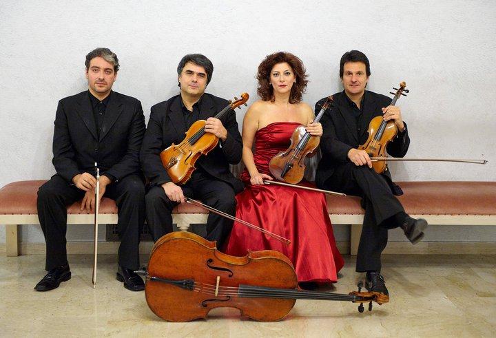 """""""Classicismo Musicale"""", un omaggio al quartetto d'archi e al suo grande repertorio: Concerto del Quartetto d'Archi delle Marche"""