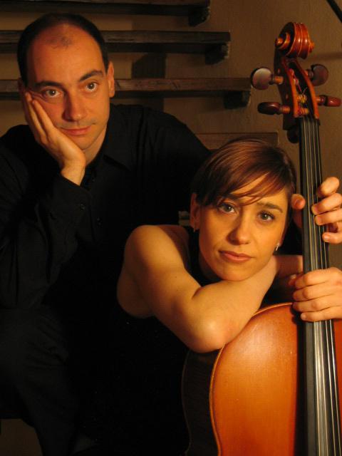 """""""Il Signor Violoncello"""", un omaggio al Violoncello in duo con il pianoforte: Concerto di Luca Provenzani e Fabiana Barbini"""