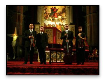 Terzo concerto della Rassegna Inverno Musicale Classico: Trionfo della Musica Barocca