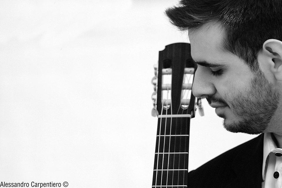 """11° Festival Internazionale chitarristico """"P.Giannetti"""" edizione 2014: Christian El Khouri"""