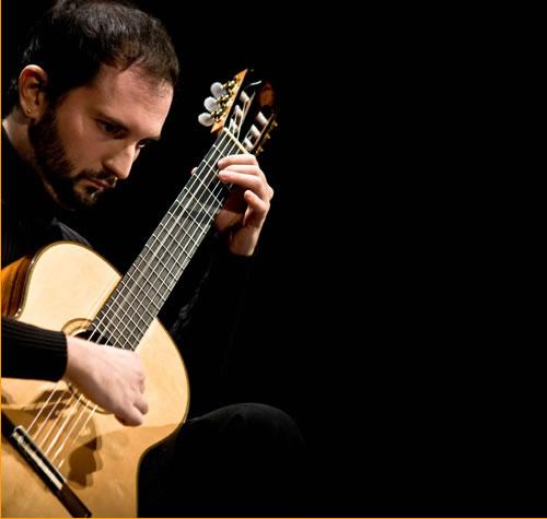 """11° Festival Internazionale chitarristico """"P.Giannetti"""" edizione 2014: Enea Leone"""