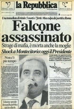 """Mai dimenticare la strage di Capaci: il testo del """"Requiem per le vittime della mafia"""" di Vincenzo Consolo"""