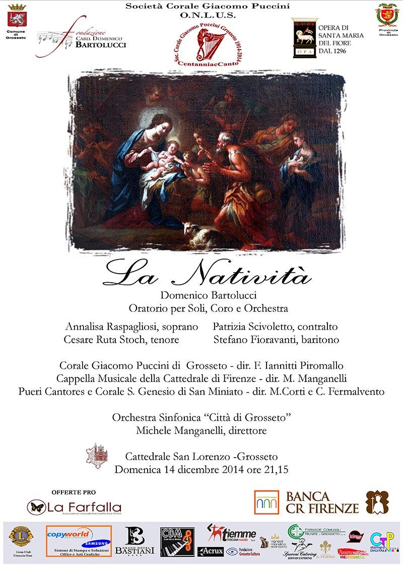 La Natività – Oratorio per Soli, Coro e Orchestra di Domenico Bartolucci