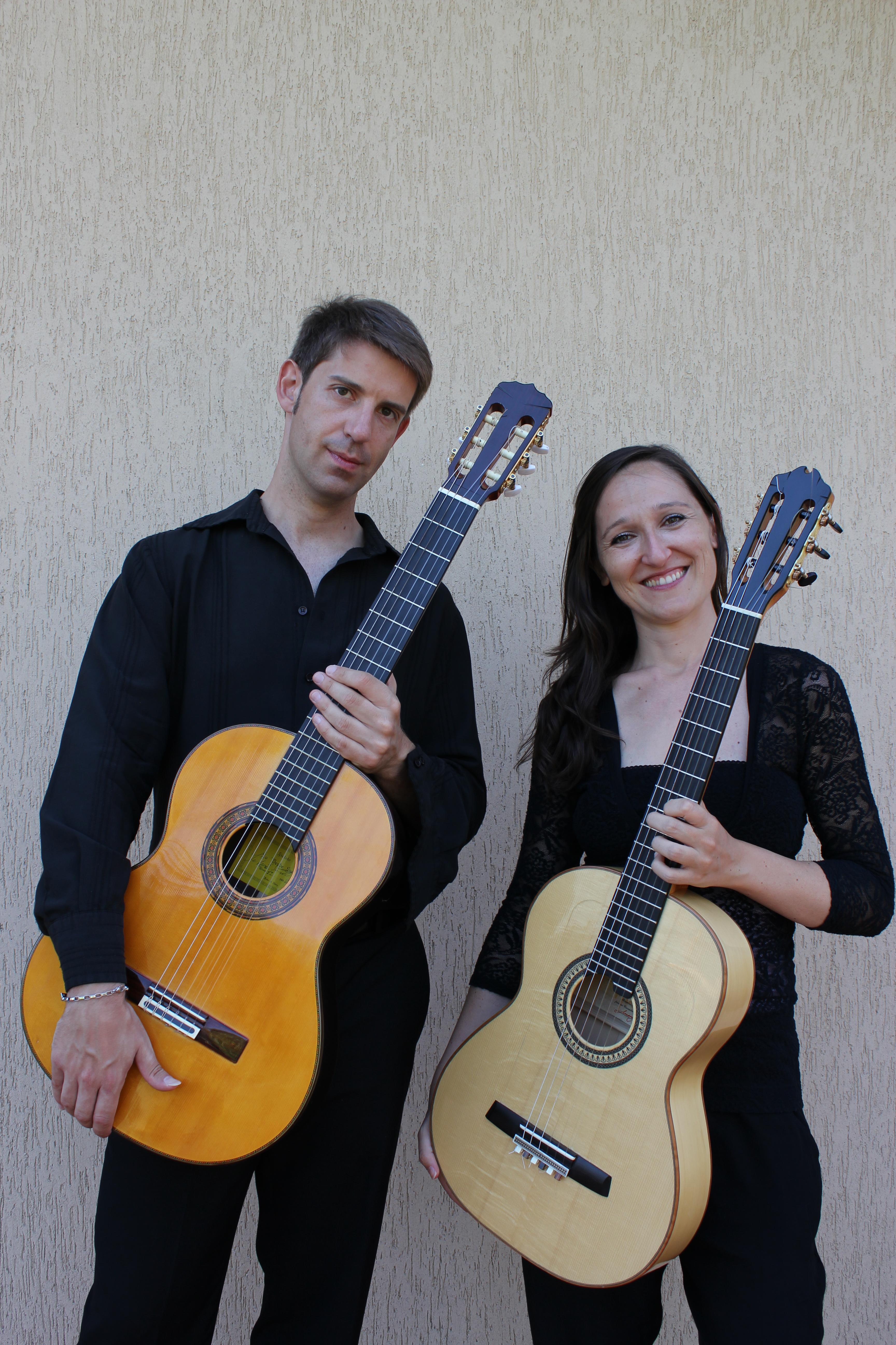 Harmonìa Guitar Duo – 12°Festival Chitarristico P.Giannetti