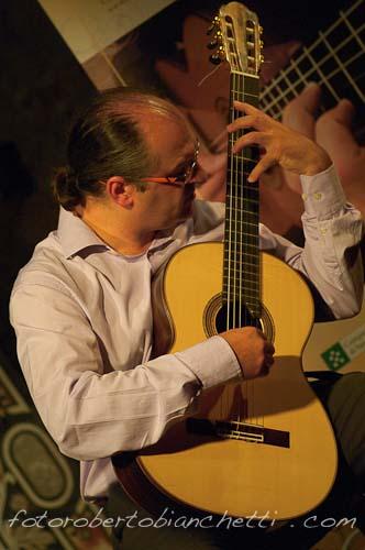 Rubén Parejo (Spagna) – 12°Festival Chitarristico P.Giannetti