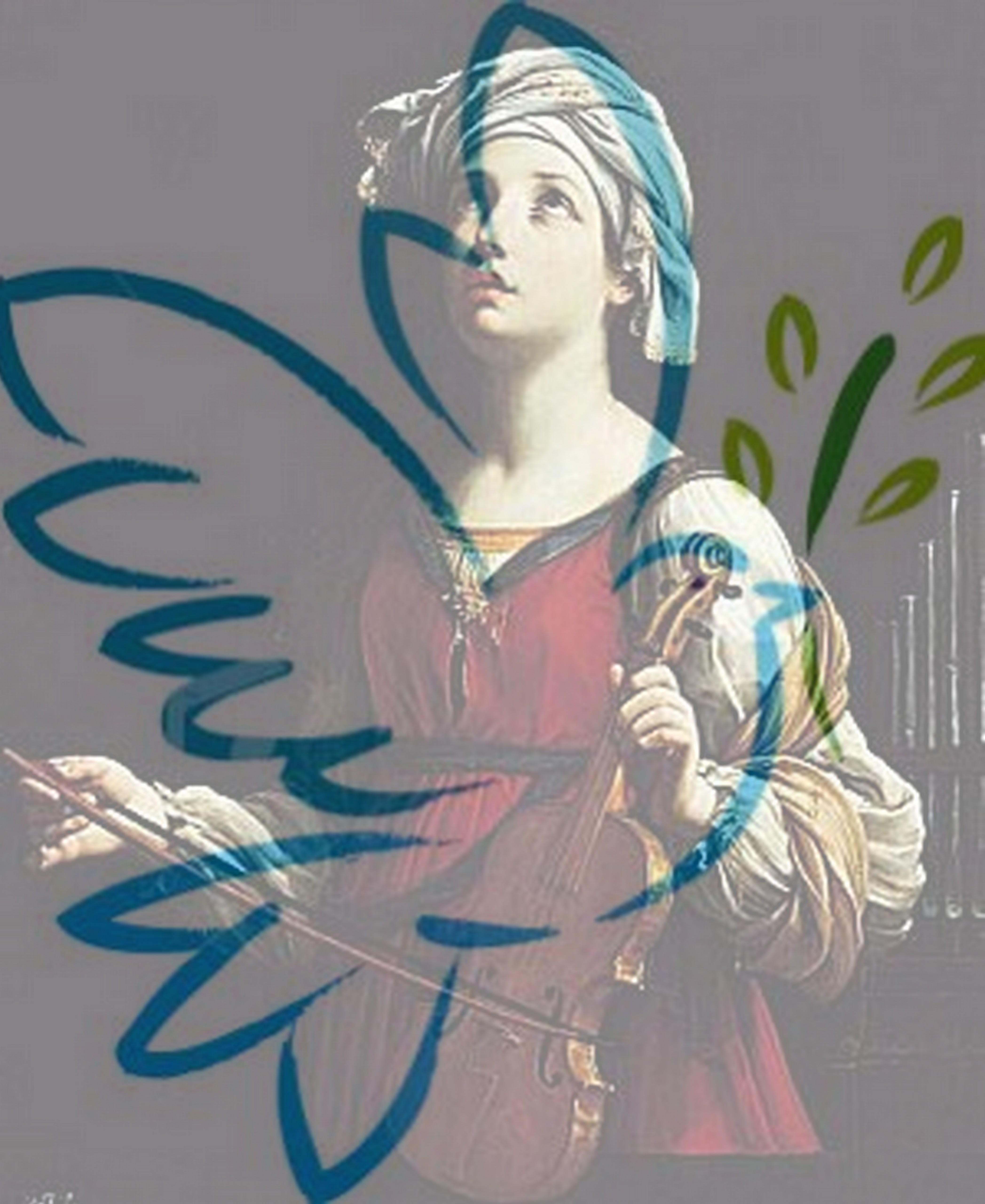 Santa Cecilia: auguri a tutti i Musicisti, Coristi, appassionati di Musica… Auguri proprio a tutti!
