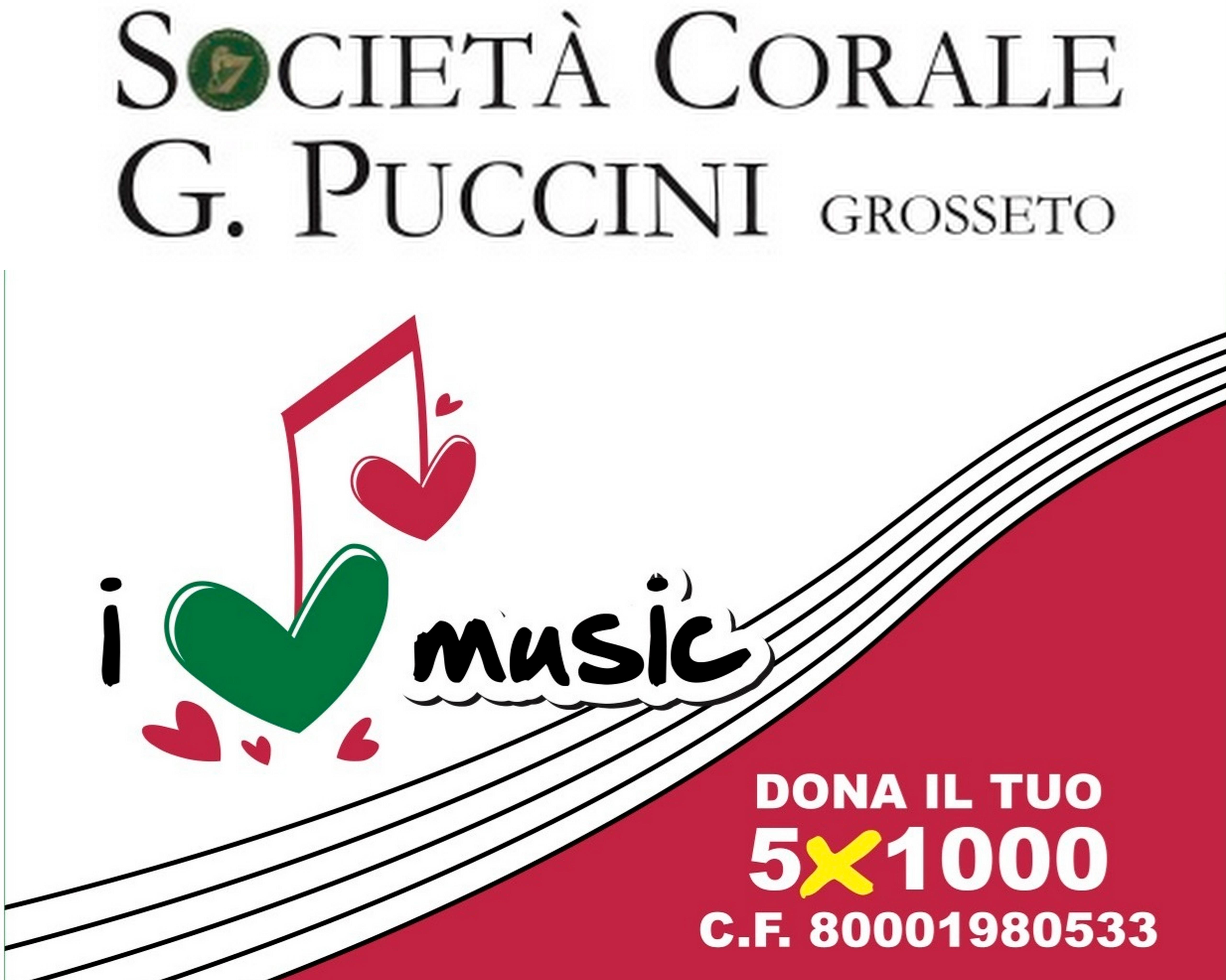 Nuovo organigramma della Società Corale G. Puccini Grosseto