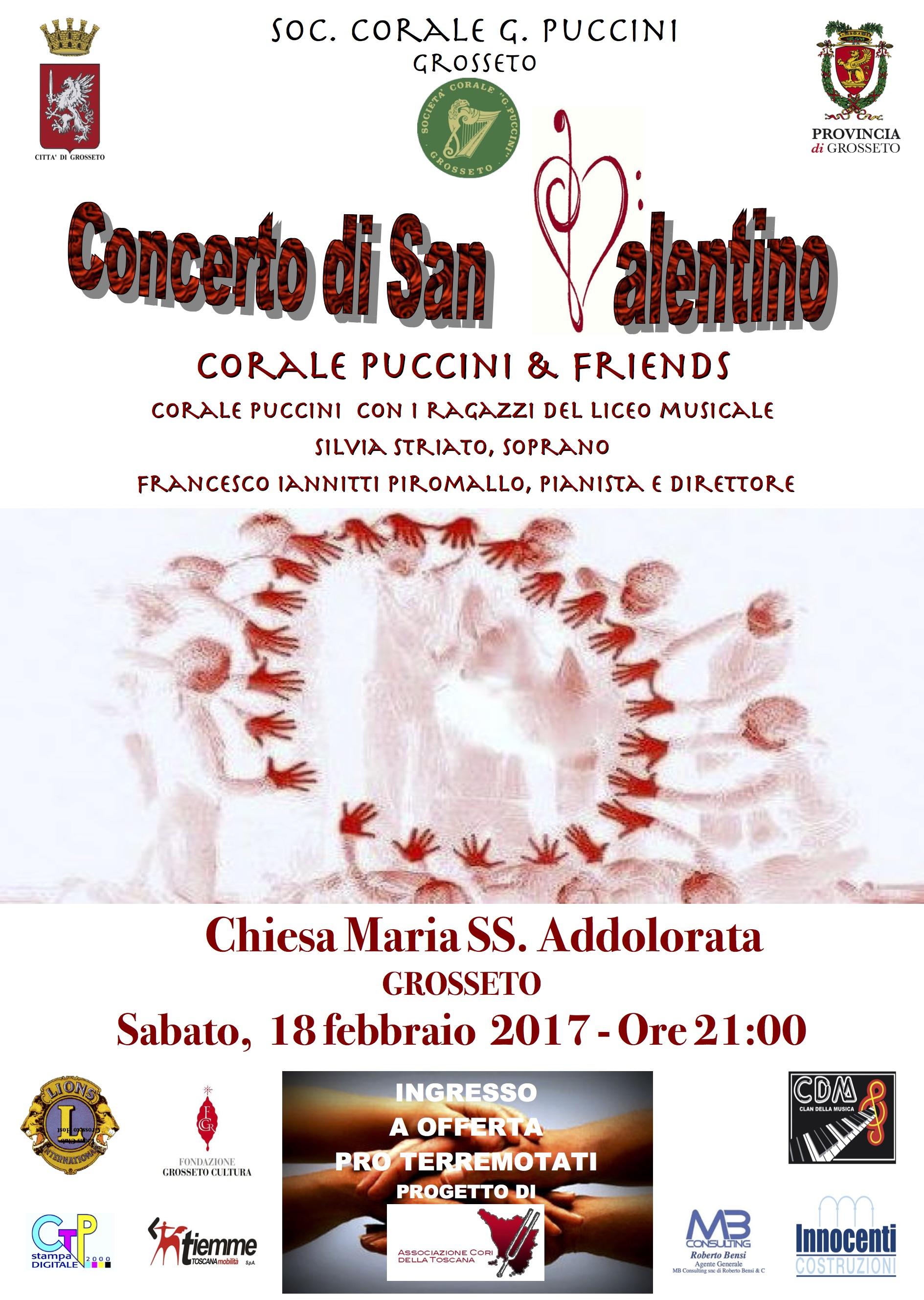 """Concerto di San Valentino: quando il """"Cuore"""" non è solo un'immagine…"""