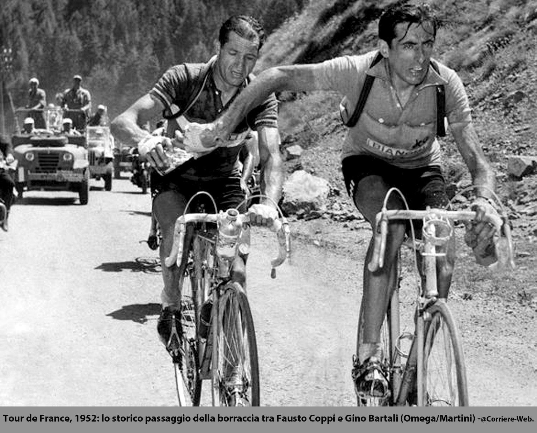 … Oh, quanta strada nei miei sandali… Biciclette d'epoca