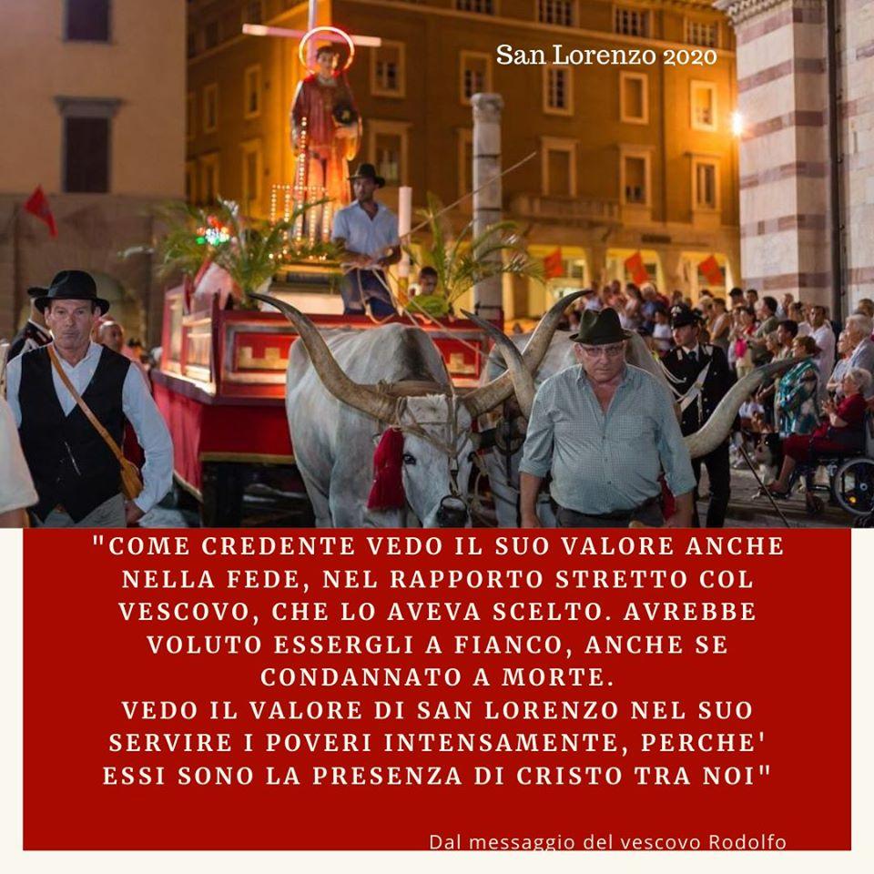 Buona Festa di San Lorenzo!