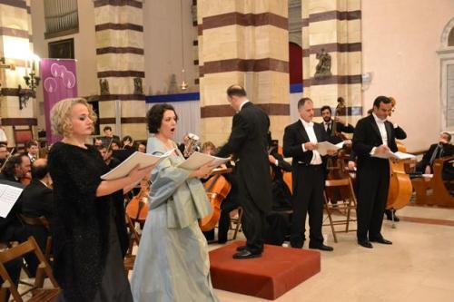 Natività Bartolucci, Cattedrale S. Lorenzo - Grosseto 14/12/2014