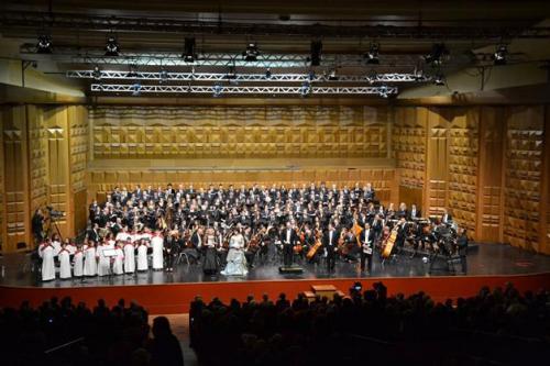 Natività Bartolucci, Auditorium Conciliazione - Roma, 16/11/2014